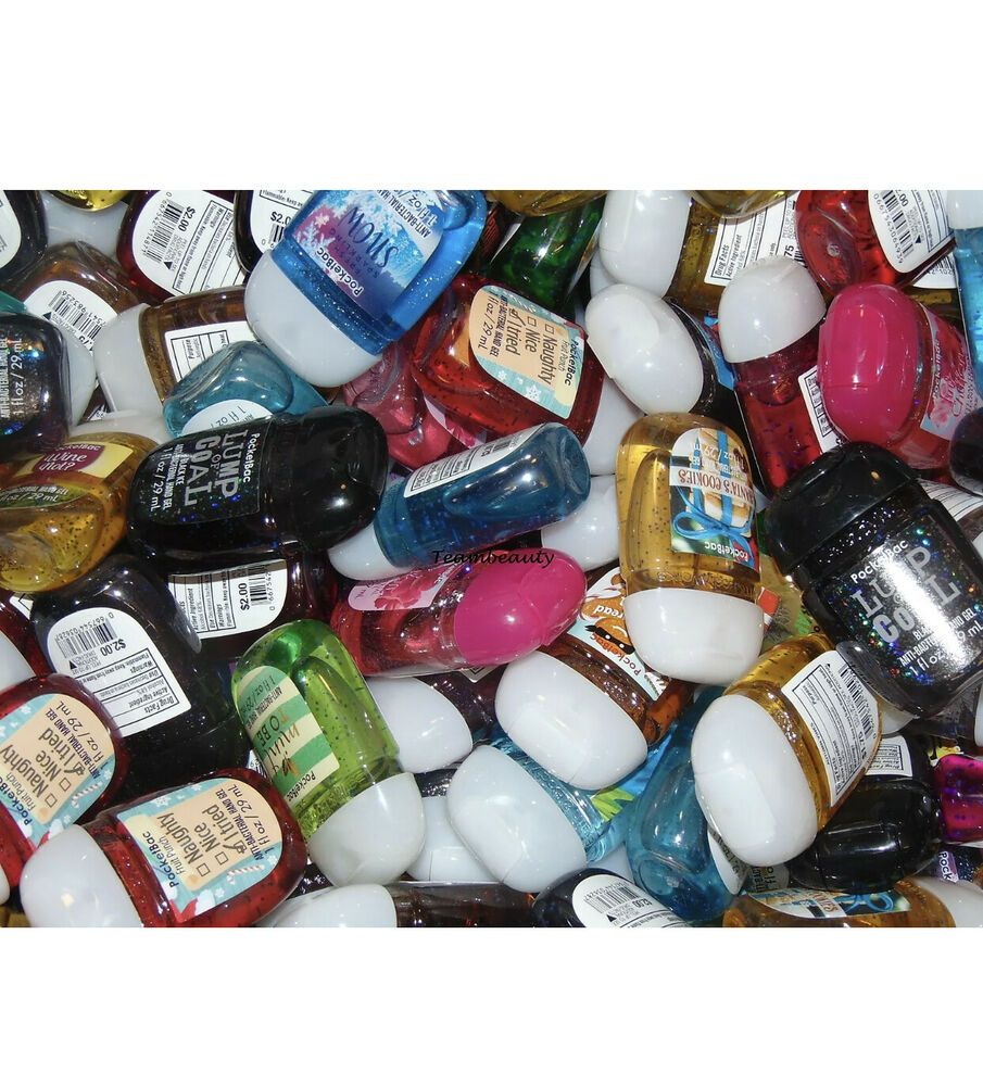 Details About 20 Pack Bath Body Works Random Grab Bag Lot