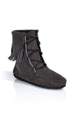 Minnetonka. | Boots, Shoe boots, Shoes heels boots