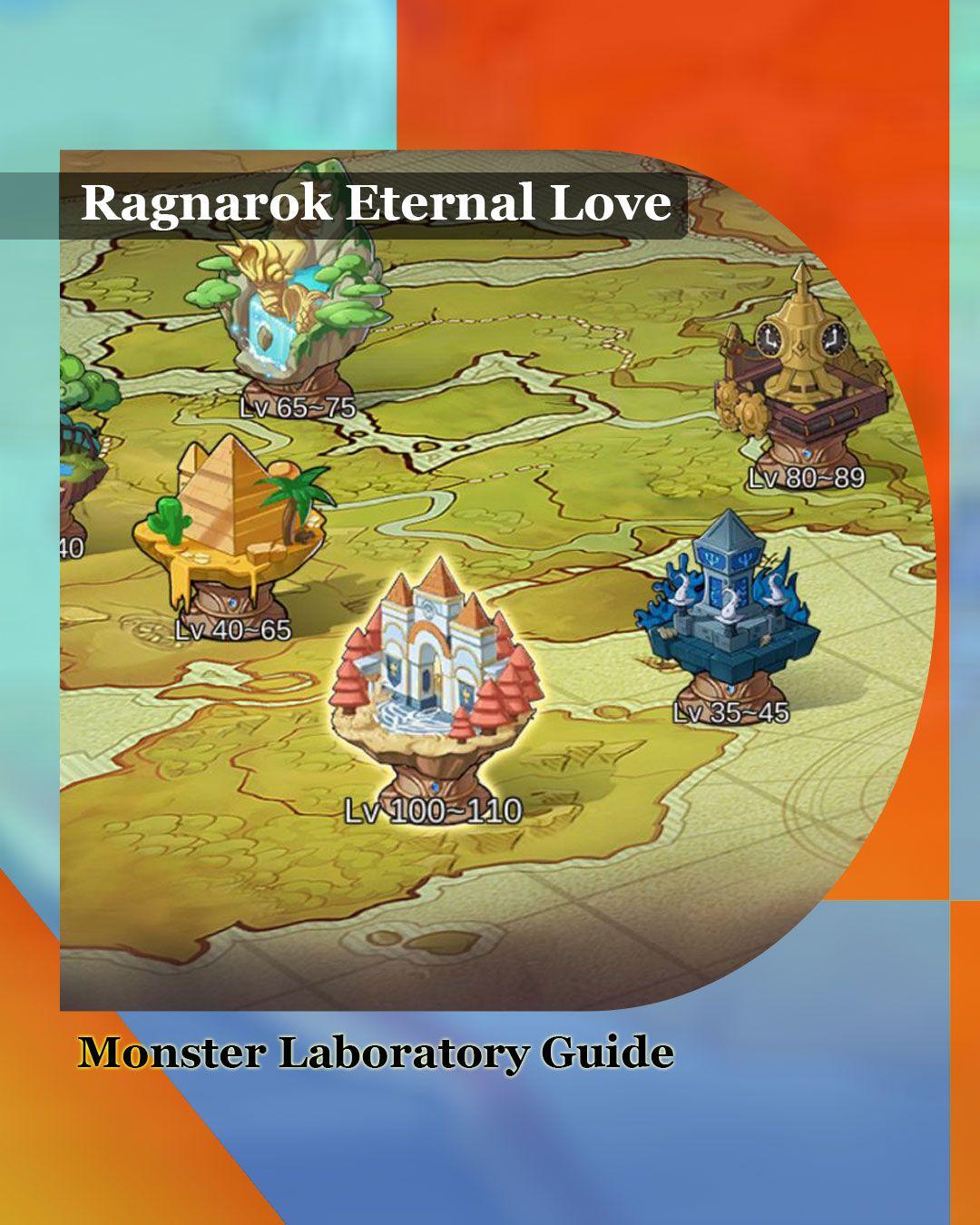 Full Monster Laboratory Guide In Ragnaroketernallove Gaming Gamerstopia Ragnarok Mobile The Warlocks Adventure Map