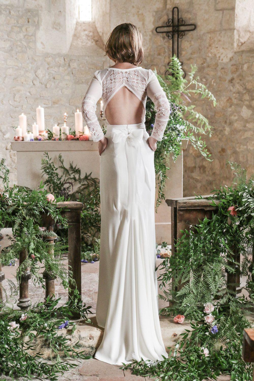 Atelier manon pascual robes de mariee pinterest