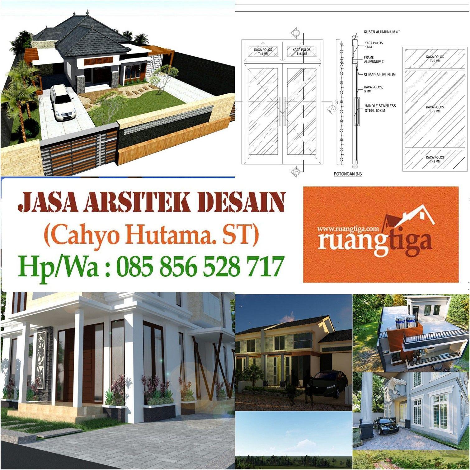 085856528717 Jasa Arsitektur rumah mungil Jasa desain