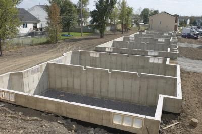 Raised slab and crawl space vs basement decking for Slab foundation vs basement