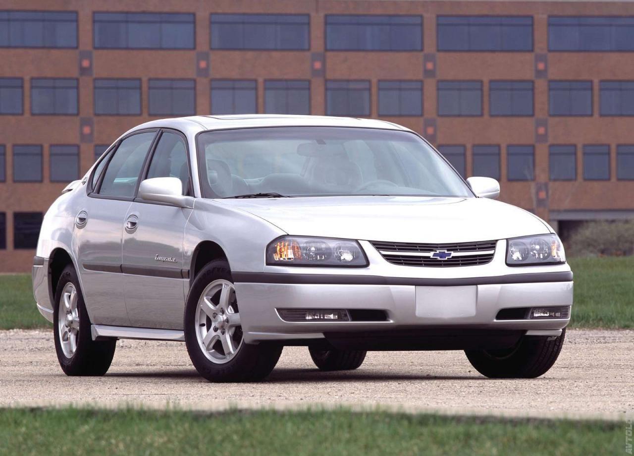 Chevrolet Dopolnil Linejku Hetchbekom Cruze Chevrolet Impala Impala Car