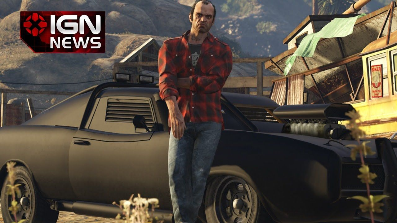 GTA 5 Patch to Address Issues on PC - IGN News