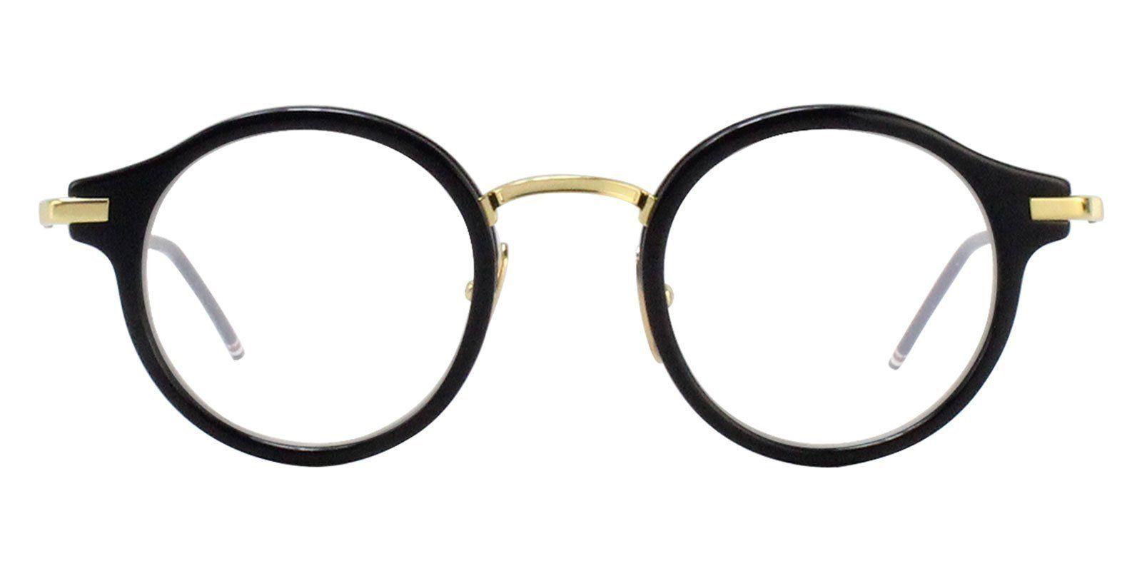 500ef7c15b Thom Browne - TB-807 Navy - 18K Gold-eyeglasses-Designer Eyes
