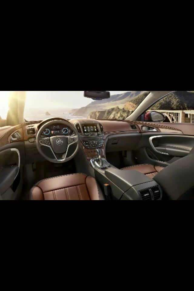 Coco Two Tone Leather Interior Jim Ellis Buick Gmc Facebook Com Jimellisbuford Buick Regal Gs Buick Regal