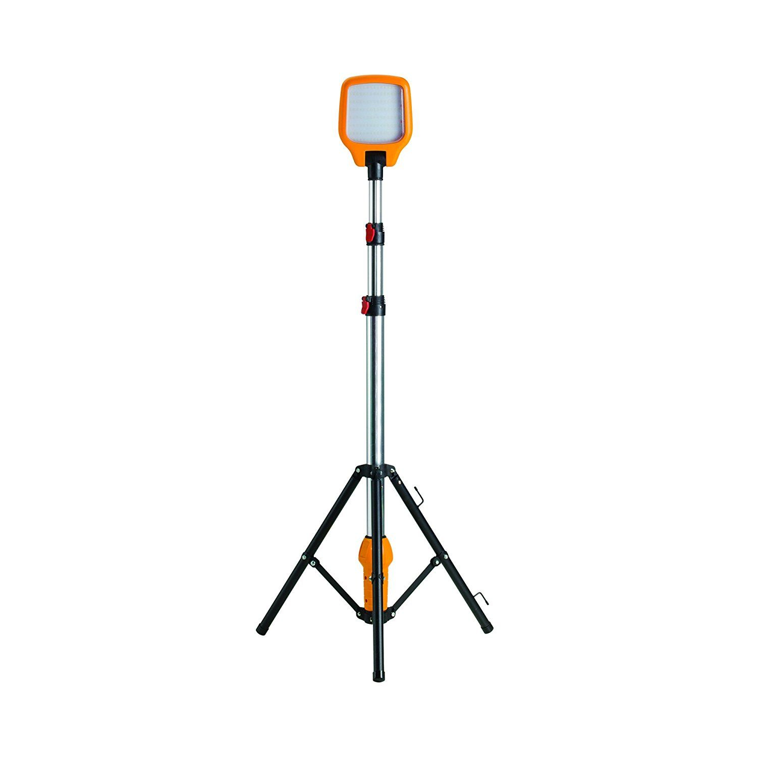Defender E712679 110 V Led Task Light With Telescopic Tripod Yellow Be Sure To Check Out This Helpful Article M Led Task Light Task Lighting Power Tools