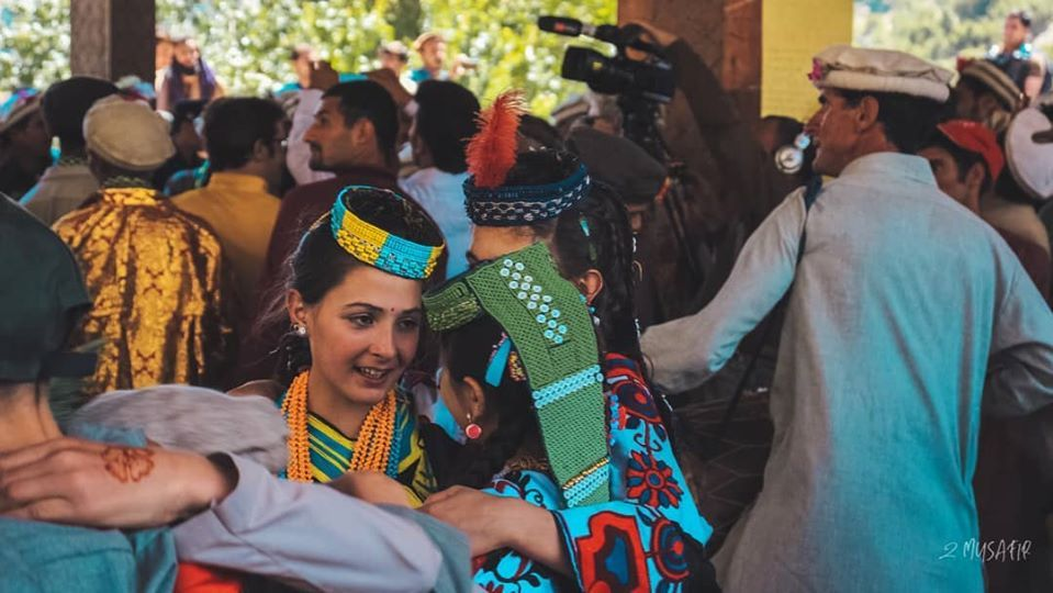 Utchal Festival Kalash Valley