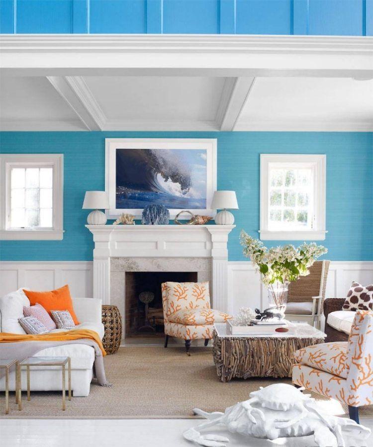 peinture salon 2 couleurs ou unie 26 ides de couleurs 2015
