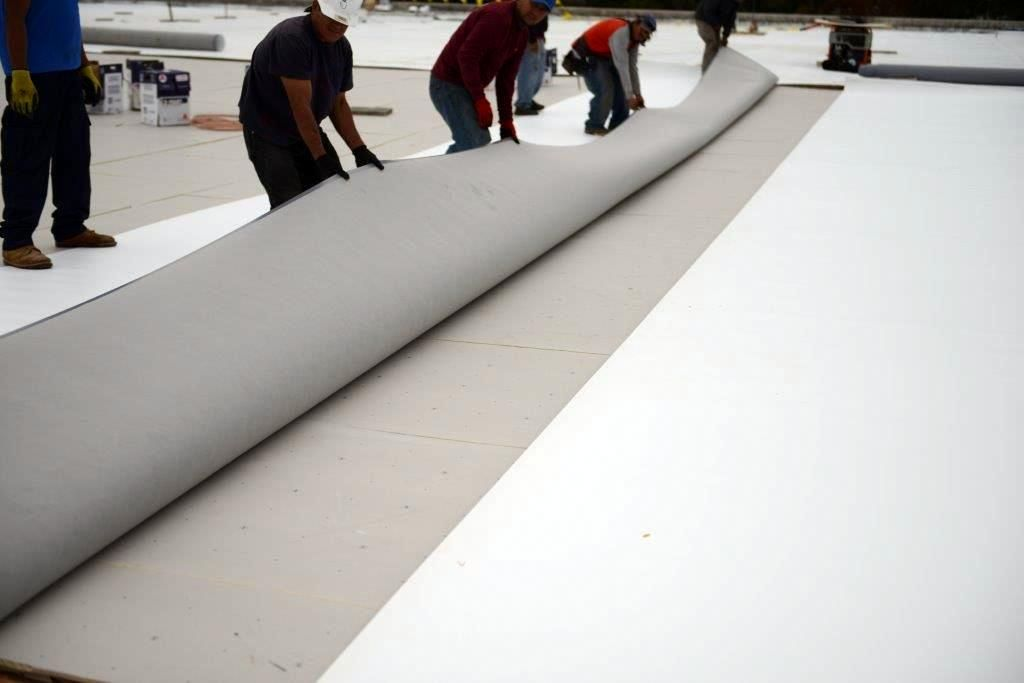 See GAFu0027s Blog For A Breakdown Of How TPO And PVC Single Ply (membrane