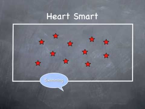 PE Games - Heart Smart (use during heart unit in pe health)