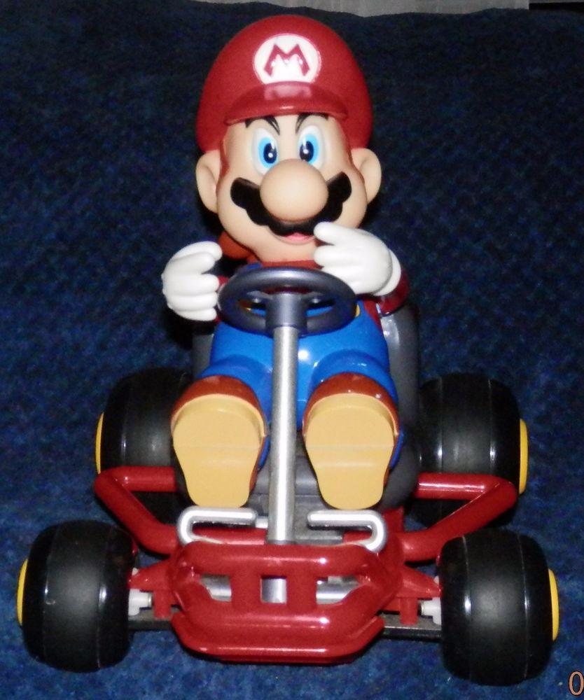 2004 Nintendo 64 Super Mario Kart Rc Race Car