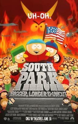 South Park: Bigger, Longer and Uncut (1999)