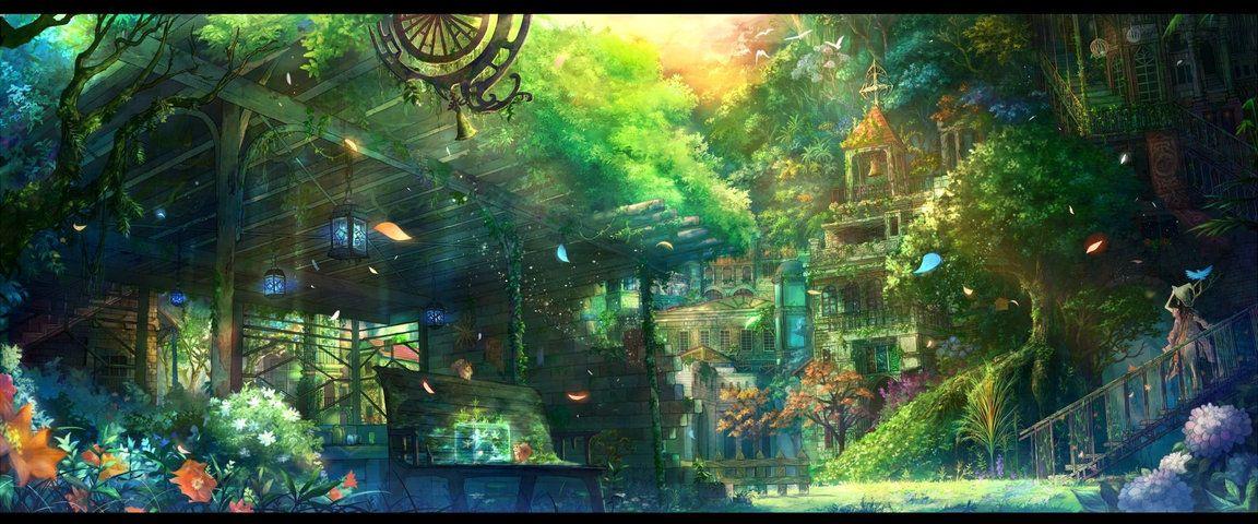 画像大量 幻想的で切なくなる感じの画像 主に二次元 シティー