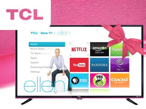TCL is the Smart TV partner for The Ellen DeGeneres Show for the second  year in a row. One of Ellen's lucky newsletter subscribers wi… | Roku, Pbs  kids, Home movies | Zit.ng