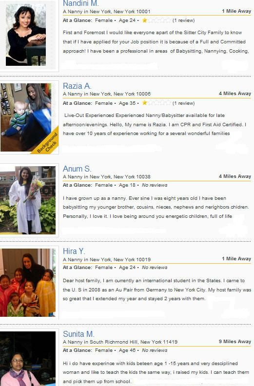 Ny Nj Filipino Nannies Babysitters Nanny Babysitter Caregiver