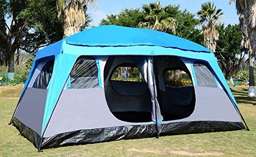 MCCOutdoor tent for two-bedroom tent c&ing families driving many people to -- Insideru0027s & MCCOutdoor tent for two-bedroom tent camping families driving many ...