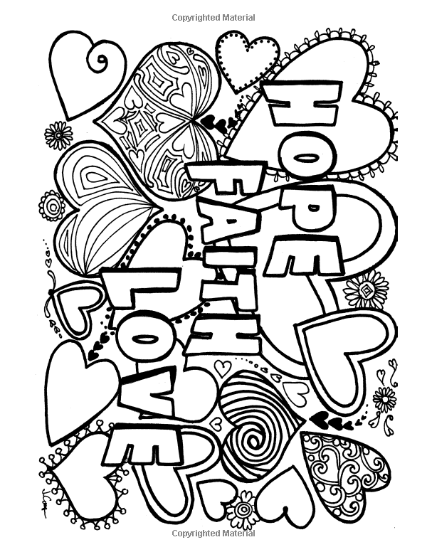 Teens Coloring Book: Fun Pages for young adults: Jodie Cooper ...
