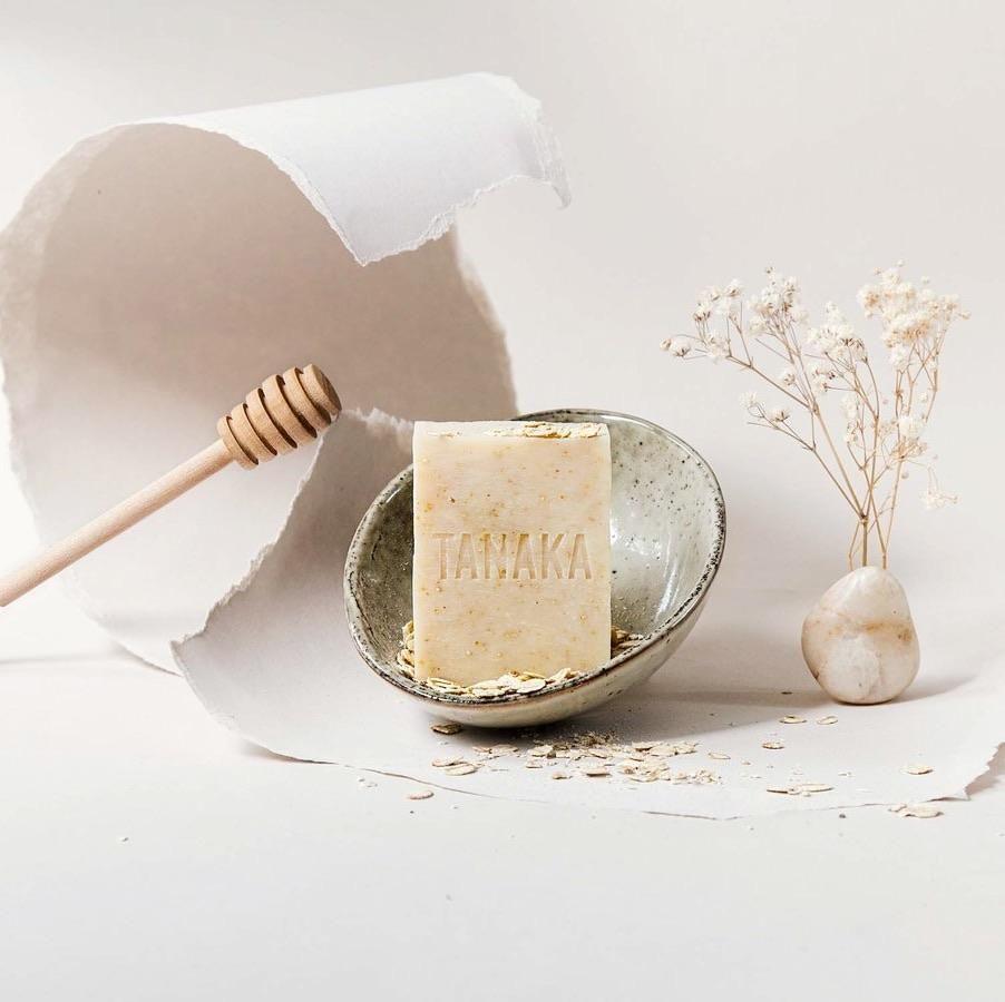 Tanaka Soap - The Breakfast Bar