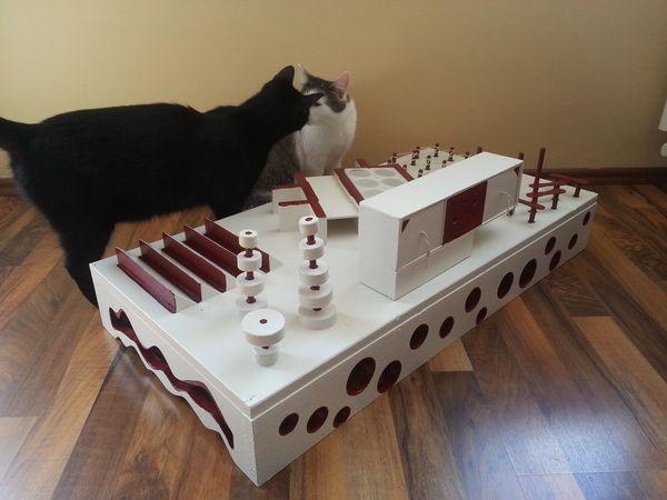 fummelbrett und fummelbox diy selbst ist die frau do it yourself katzenforum mietzmietz. Black Bedroom Furniture Sets. Home Design Ideas
