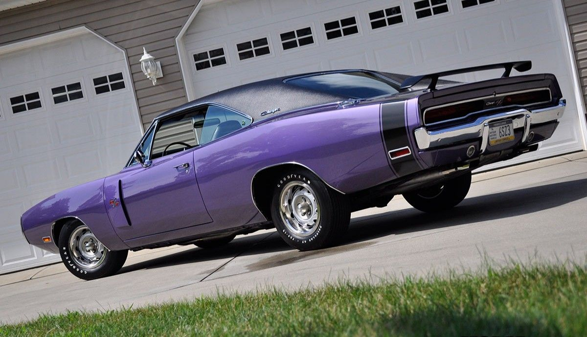 '70 Dodge Charger R/T