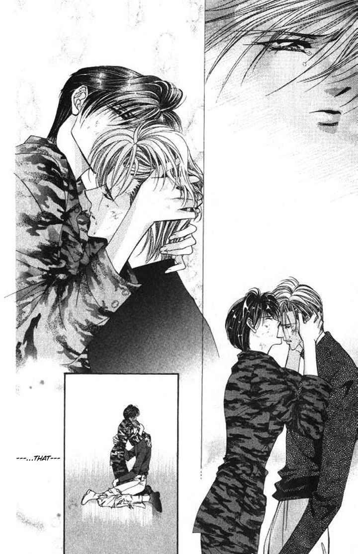 Tokyo Crazy Paradise Tsukasa and Ryuuji Manga vs anime
