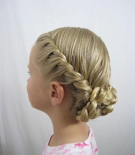 Photo of Quick Easy Updos für Kinder 2018 | Einfache kleine Mädchen Frisuren | Hochsteckfrisuren Kinder — Alles für die besten Frisuren