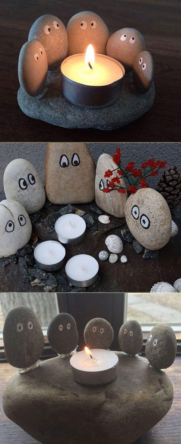 les petits cailloux les galets ou les petites pierres ne sont pas uniquement faits pour tre. Black Bedroom Furniture Sets. Home Design Ideas