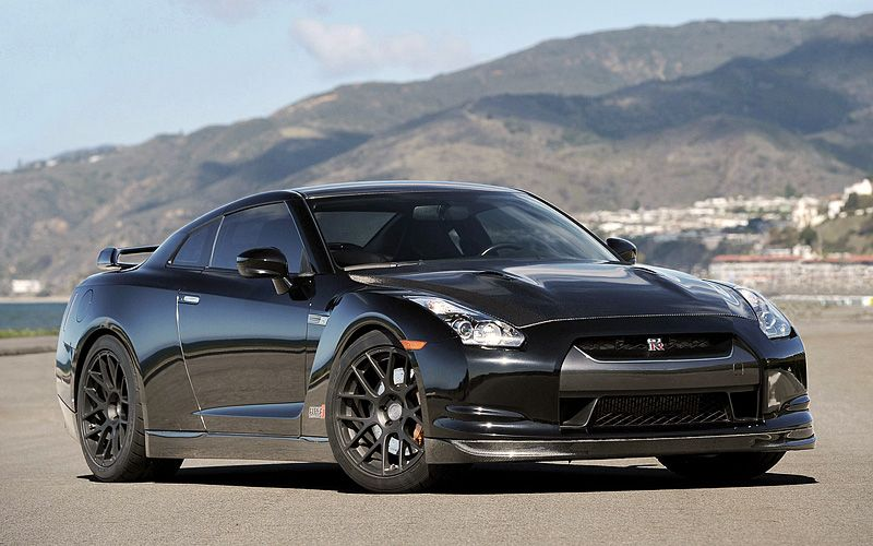 2011 Nissan Gt R Ams Alpha 12 1500hp With A Top Speed Of 370km H