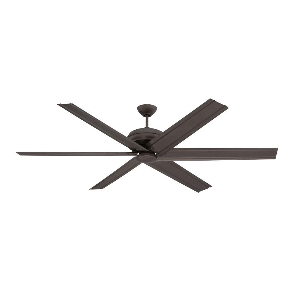 Colossus Ceiling Fan Is Available With An Espresso Motor And Espresso Blades Features A 72 Or 96 Inch Blade Swee Ceiling Fan 72 Ceiling Fan Large Ceiling Fans
