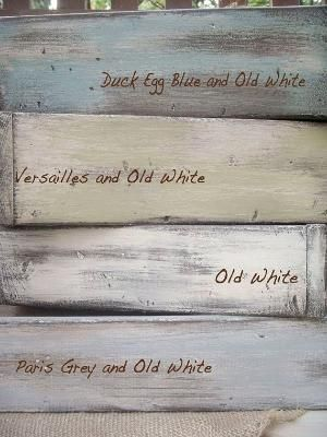 Duck Egg Annie Sloan Chalk Paint Pintura De Muebles Acabado De Muebles Tecnicas De Pintura De Muebles