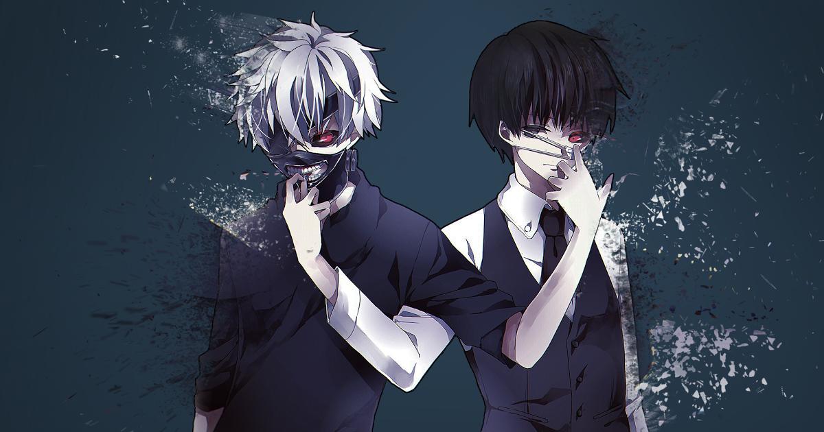 1366x768 anime wallpaper hd Hình ảnh, Tokyo ghoul, Anime
