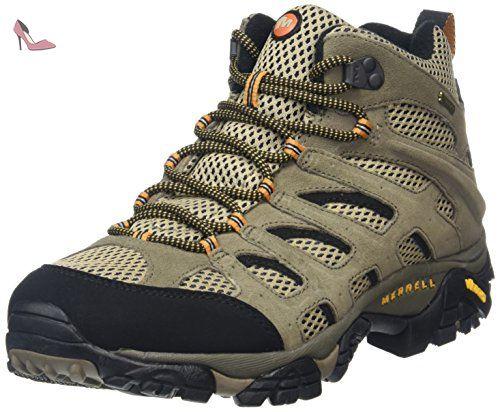 chaussures randonnée hiver merrell homme