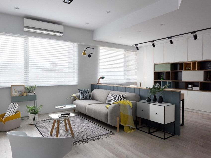 A Scandinavian Style Apartment With A Special Touch Of Coziness Scandinavian Design Living Room Living Room Scandinavian Scandinavian Bedroom Decor