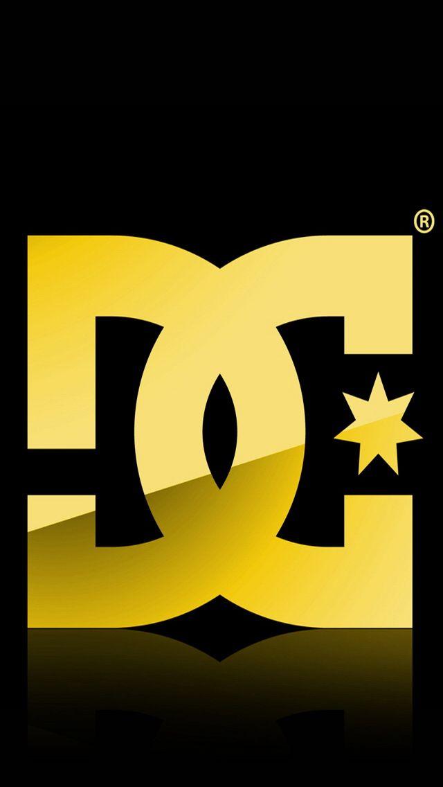 Dc Shoes Logo Wallpaper Hd Wallpapersafari Gold Wallpaper Background Skateboard Logo Fox Racing Logo