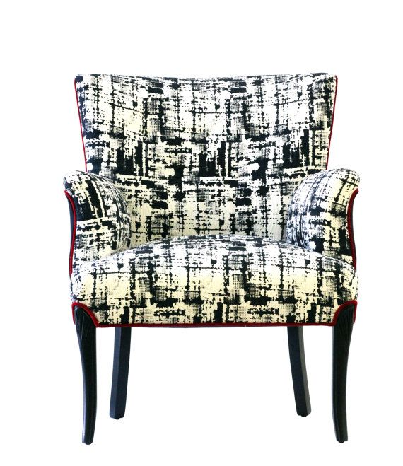 The Metro Chair by WildChairy on Etsy