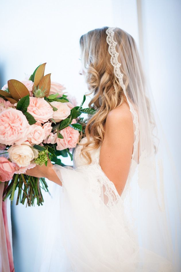 Romantic Pink Wedding | Miki and Sonja Photography | Jill & Co Events | Bridal Musings Wedding Blog 2