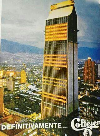 Edificio Coltejer 1971 Medellin - Colombia