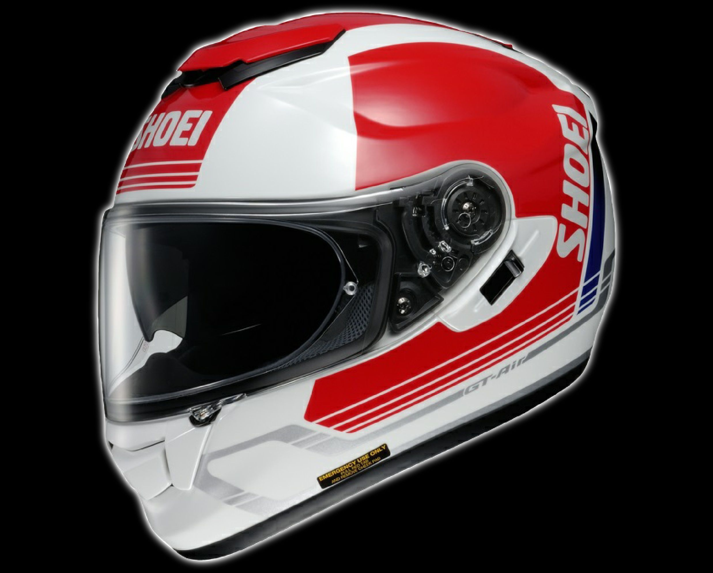 NEW SPRING 2016! Shoei GTAir Decade TC1 Helmet Decade