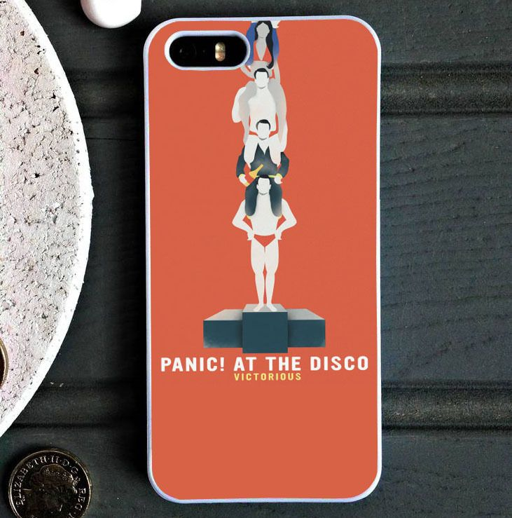panic at the disco phone case iphone 6
