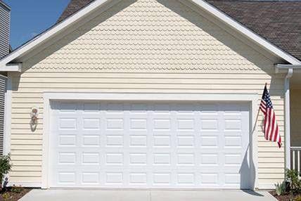 16 X 8 Empire Raised Panel Garage Door Garage Doors Garage Door Panels Overhead Garage Door