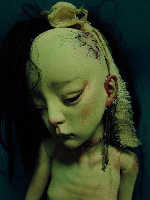 Scary Dolls on Pinterest