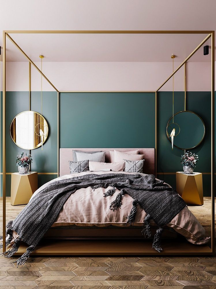31 Cool Bedroom Ideas to Light Up Your World | Headboard ...