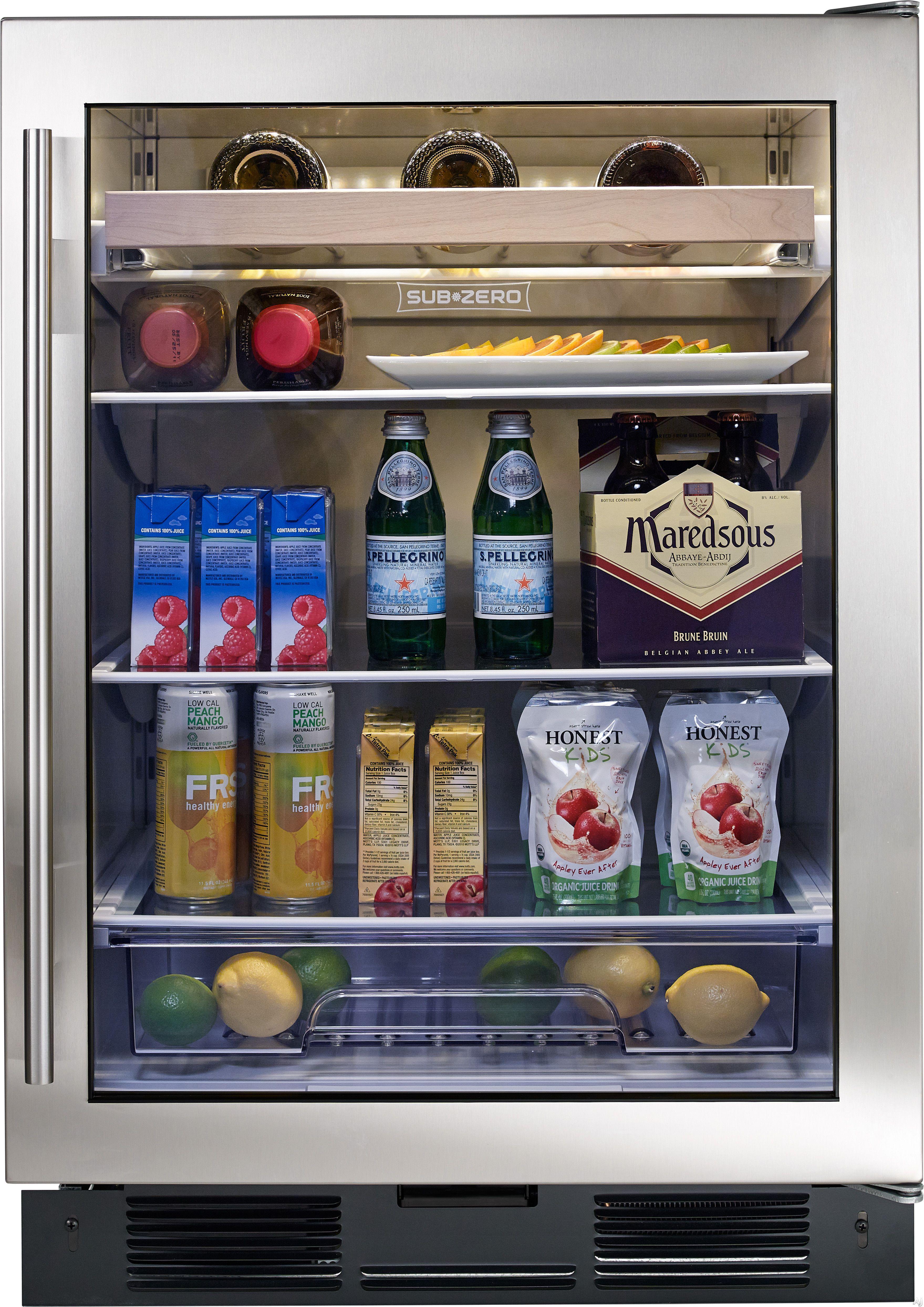 Lovely Sub Zero Bar Refrigerator