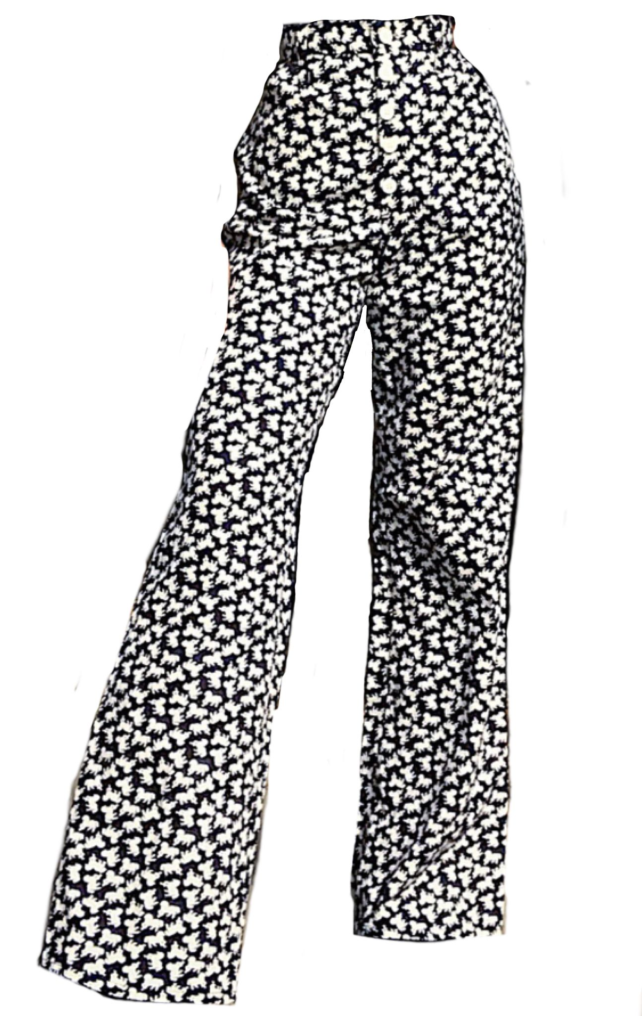 Black white pants polyvore moodboard filler  25055f2aa08ed