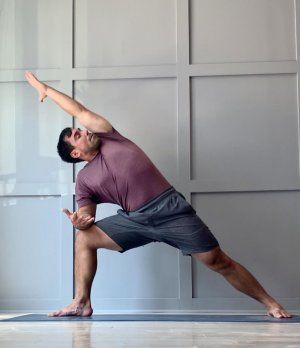6 yoga poses every guy needs to do  yoga poses poses yoga