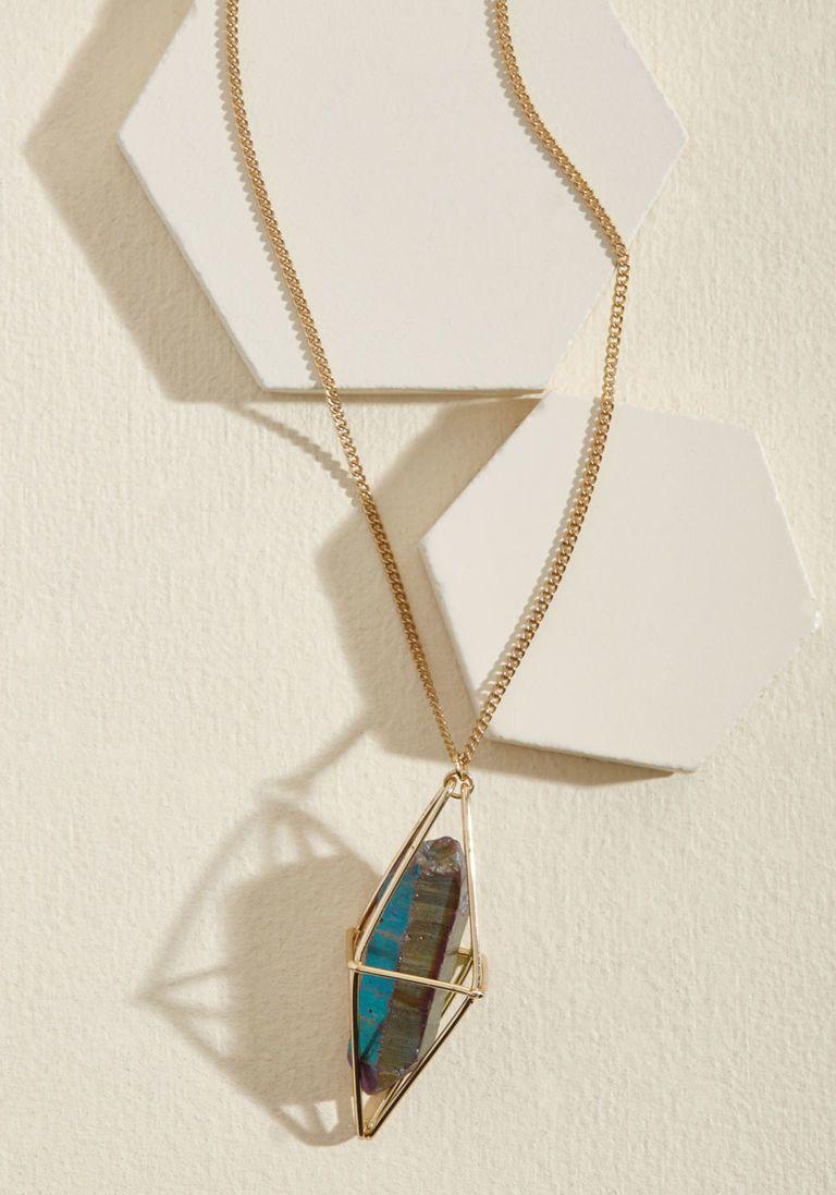 Brilliant Bijou 10k Cable Chain Necklace