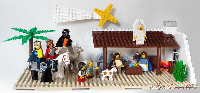 Belen de Lego | Lego christmas, Handmade christmas, Lego