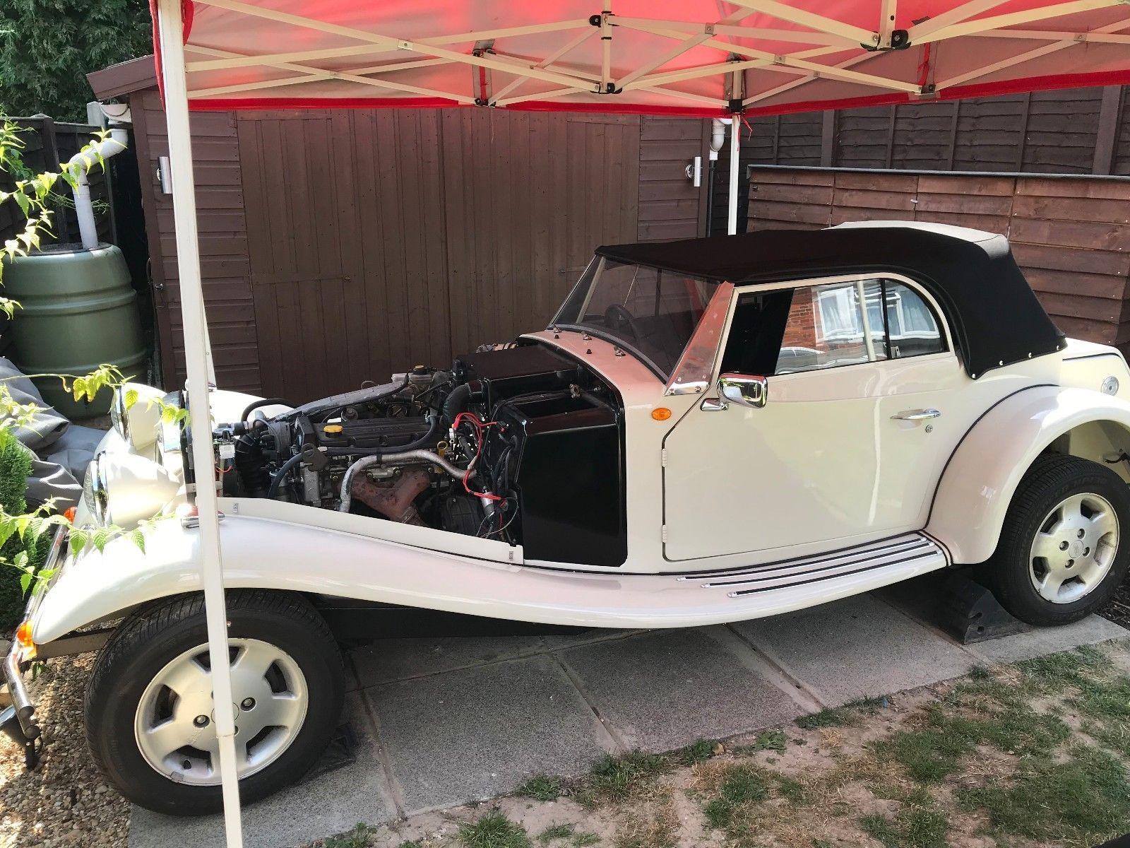 Jba Falcon Kit Car Project Kitcar Kit Cars And Replicas Kit