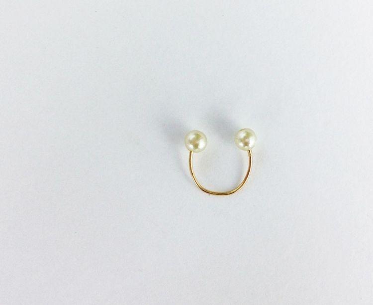 schmuck-selber-machen-draht-weisse-perlen | Accessoires und Schmuck ...